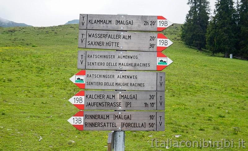 Mondo avventura montagna- passeggiate