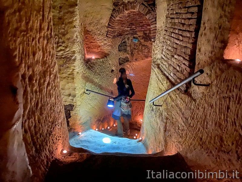 Osimo- grotte Riccioni