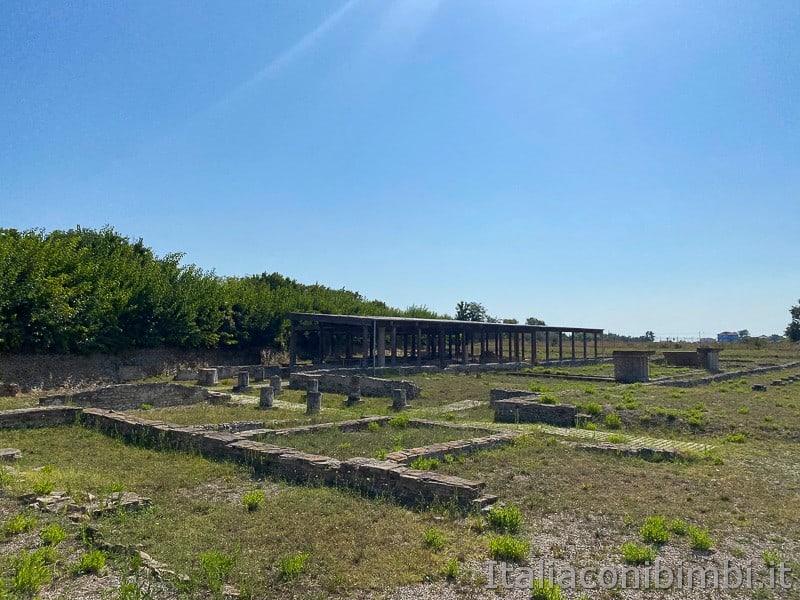 Porto Recanati- area archeologica