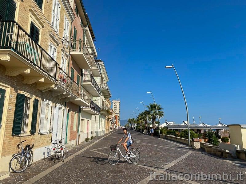 Porto Recanati- lungomare