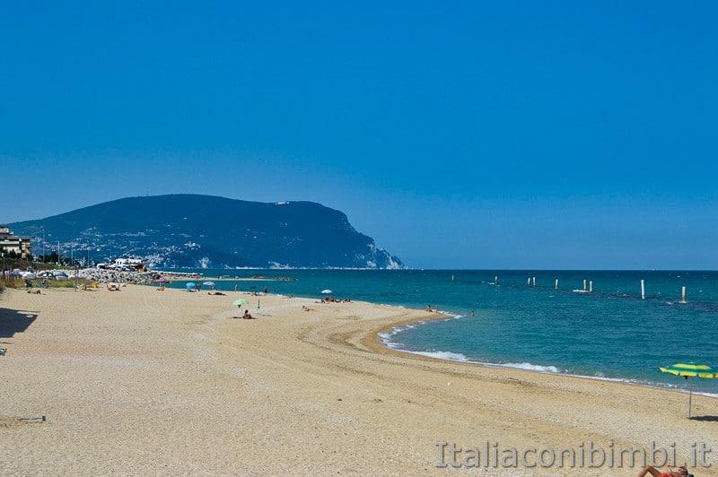 Porto Recanati- spiaggia