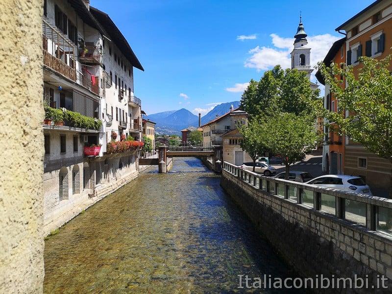 Valsugana- Borgo Valsugana fiume 2