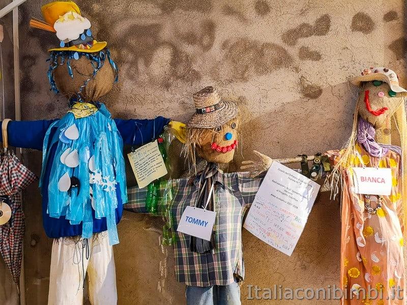 Valsugana- Museo degli spaventapasseri interno