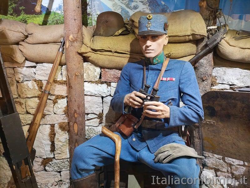 ValsuganaMostra permanente della Grande Guerra
