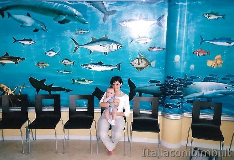 vacanza in Puglia con neonato