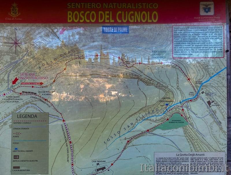 Bosco-del-Cugnolo-mappa-sentiero