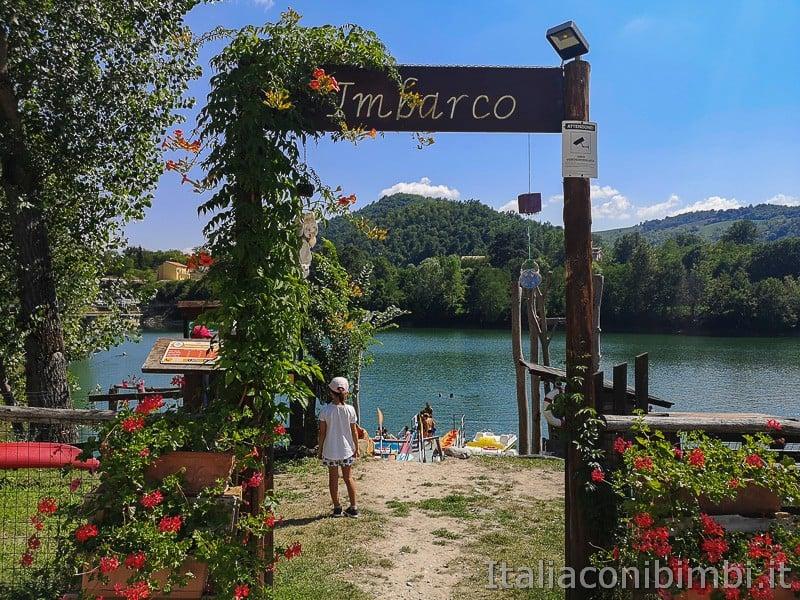 Lago-di-San-Ruffino-imbarco