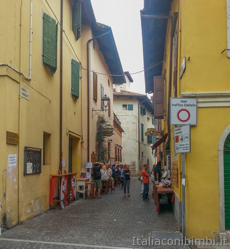 Cividale del Friuli - locali dove mangiare il frico