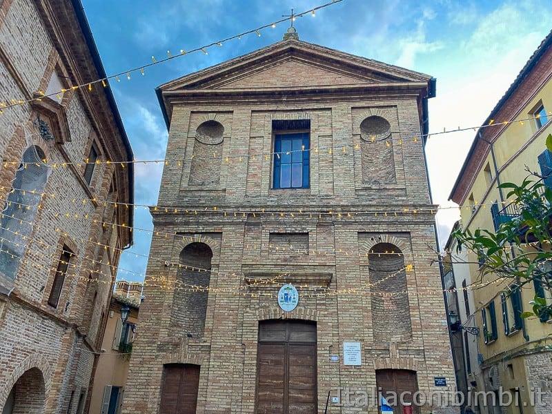 Grottammare- paese alto - Chiesa di San Giovanni