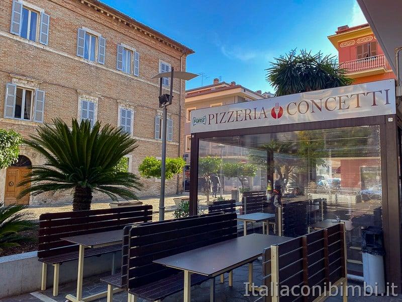 Grottammare- pizzeria Concetti