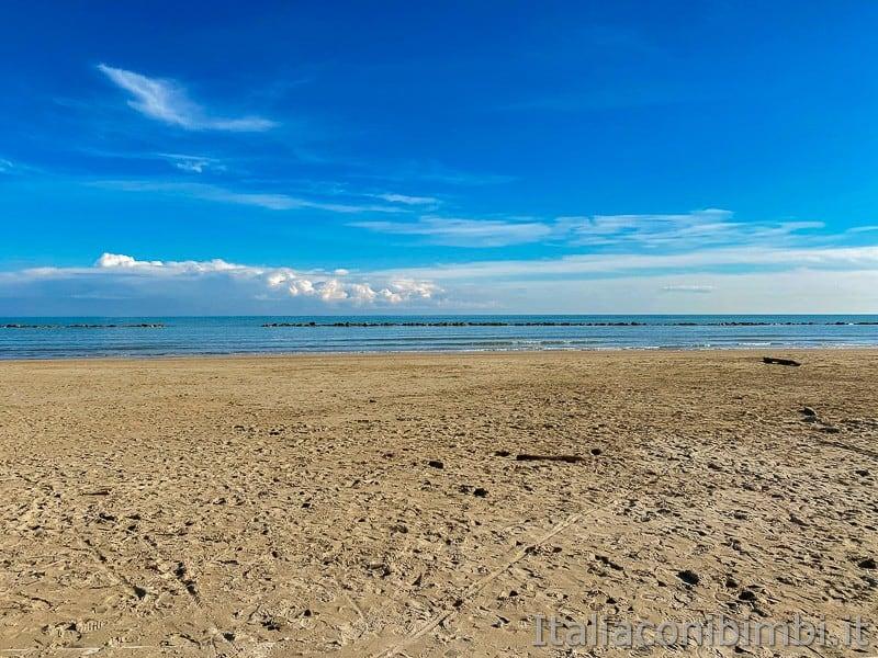 Grottammare- spiaggia libera