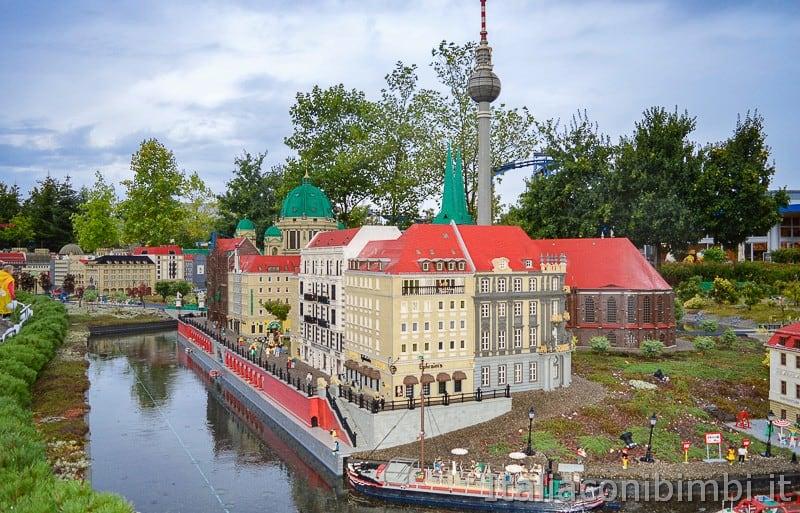 Legoland Germania- Miniland Berlino