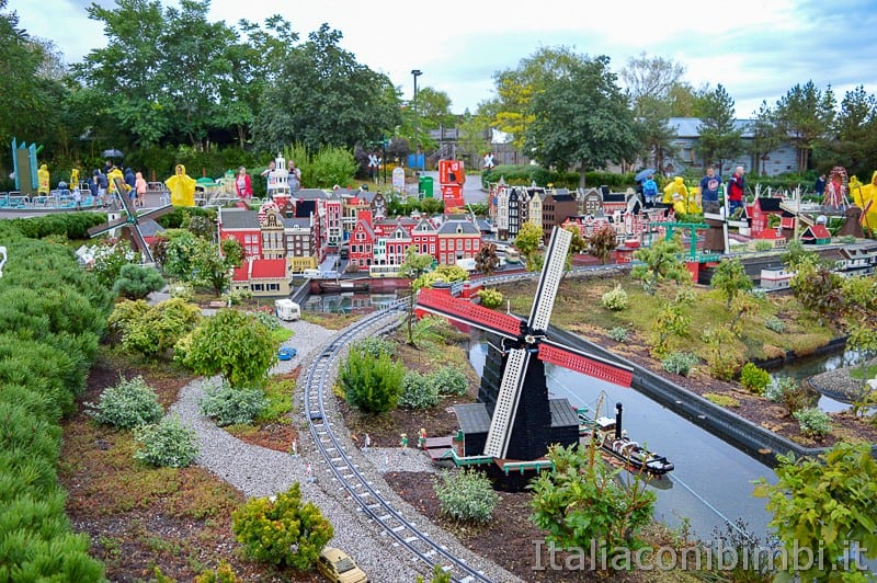 Legoland Germania- Miniland Olanda