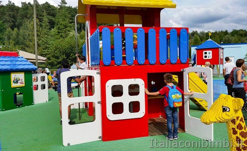 Legoland Germania- area giochi Duplo