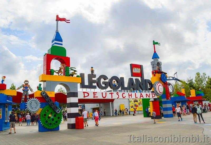 Legoland Germania- ingresso