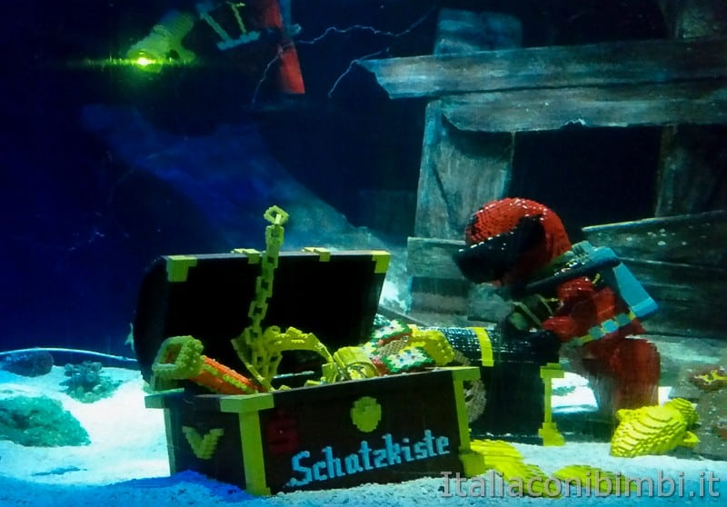 Legoland Germania- Atlantis by Sea Life