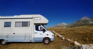 Abruzzo - Camper a Fonte Vetica