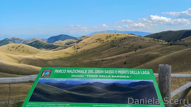 Abruzzo - Camper Imperatore - Parco Monti della Laga