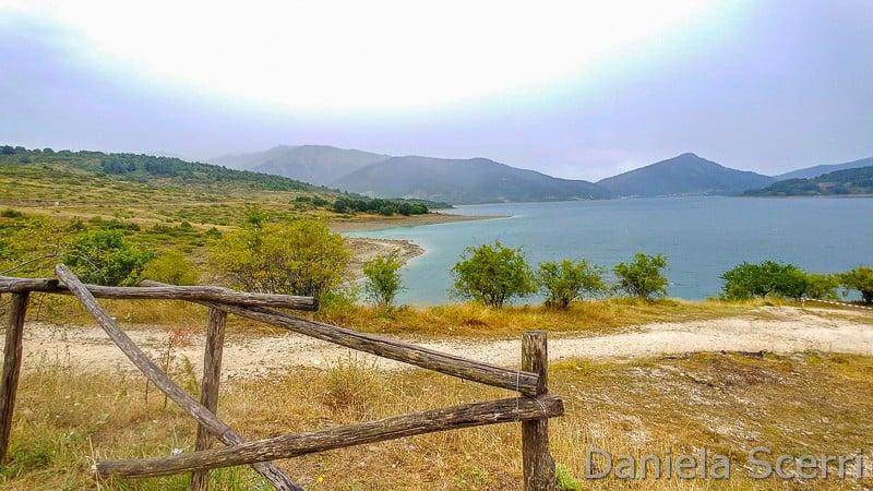 Abruzzo - Lago di Campotosto