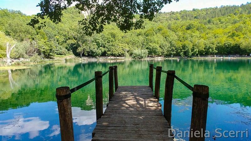Abruzzo - Lago di Sinizzo