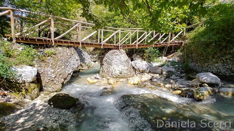Abruzzo - Sentieri della Valle dell'Orfento