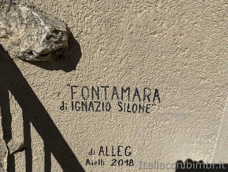 Aielli - Alto - Fontamara