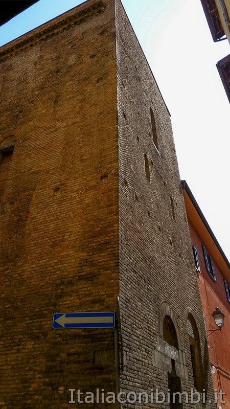 Bologna - torre Catalani