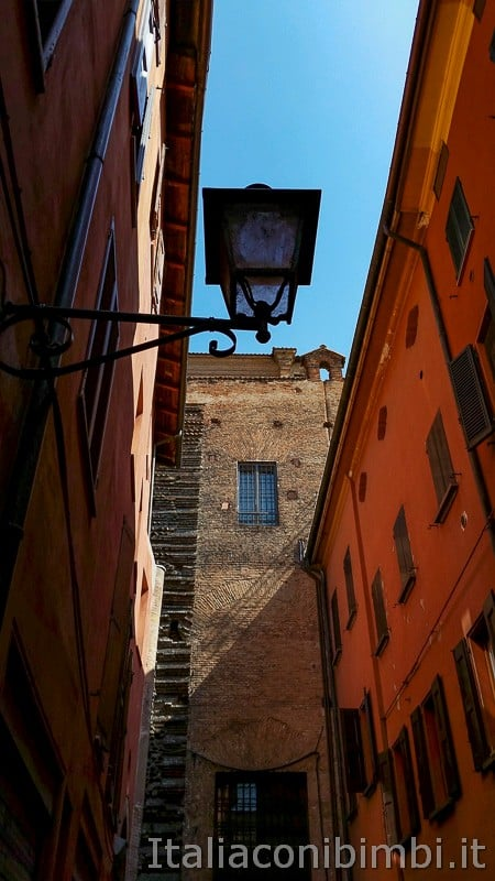 Bologna - tour delle torri