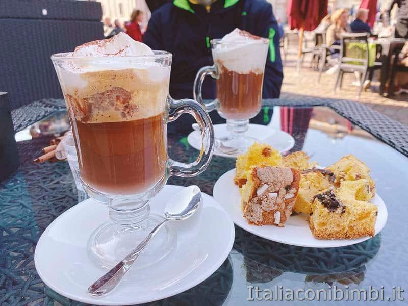 Torino - Bicerin e panettone da Stratta