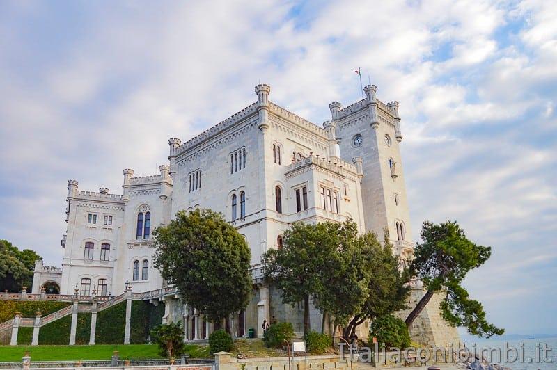 Trieste- Castello di Miramare