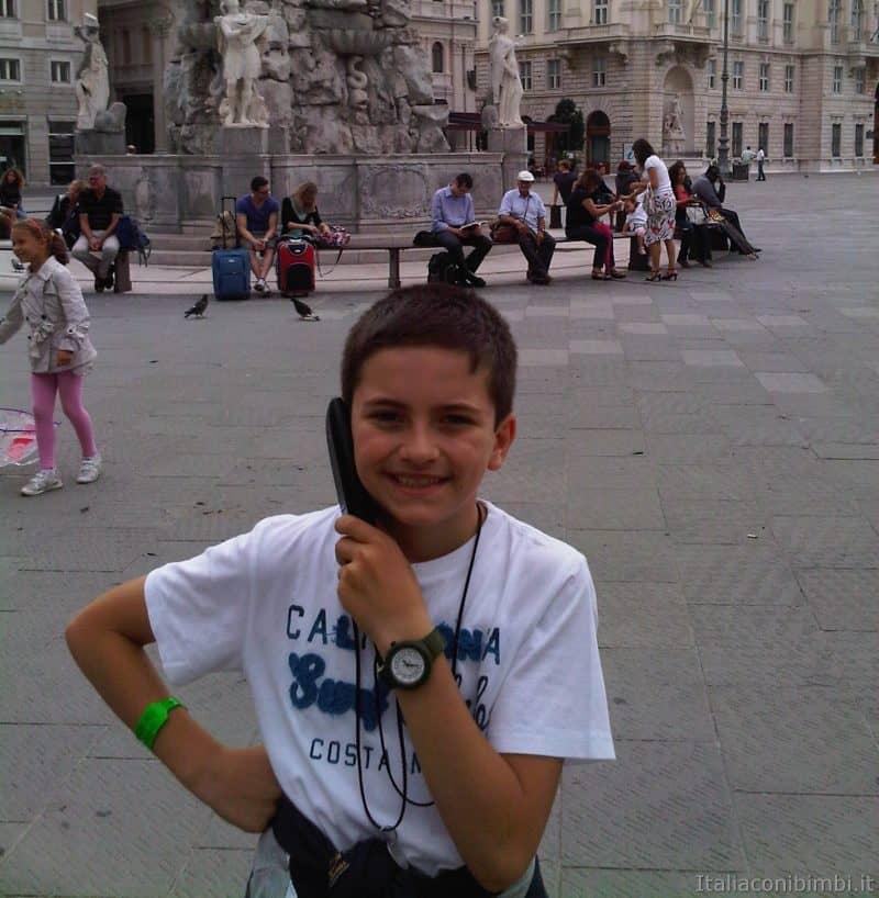 Trieste -audioguida