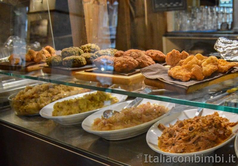 Trieste - buffet
