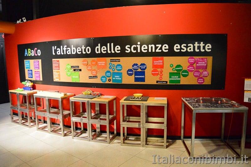 Trieste - immaginario scientifico alfabeto