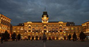 Trieste- piazza Unità d'Italia