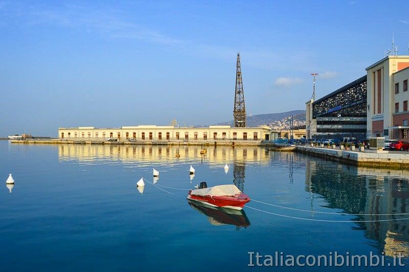 Trieste- porto