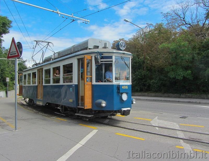 Trieste- tram di Opicina