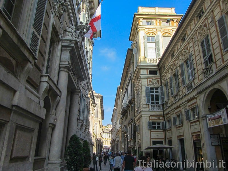 Genova - centro storico
