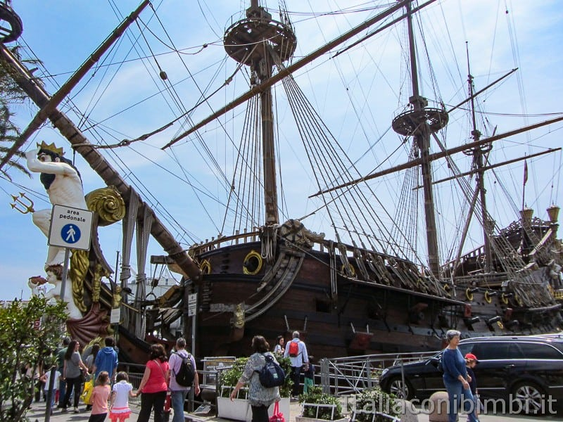Genova - galeone Neptune