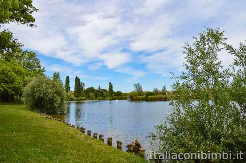 Bellaria Igea Marina - lago del Gelso
