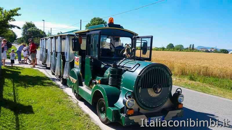 Bellaria Igea Marina - trenino