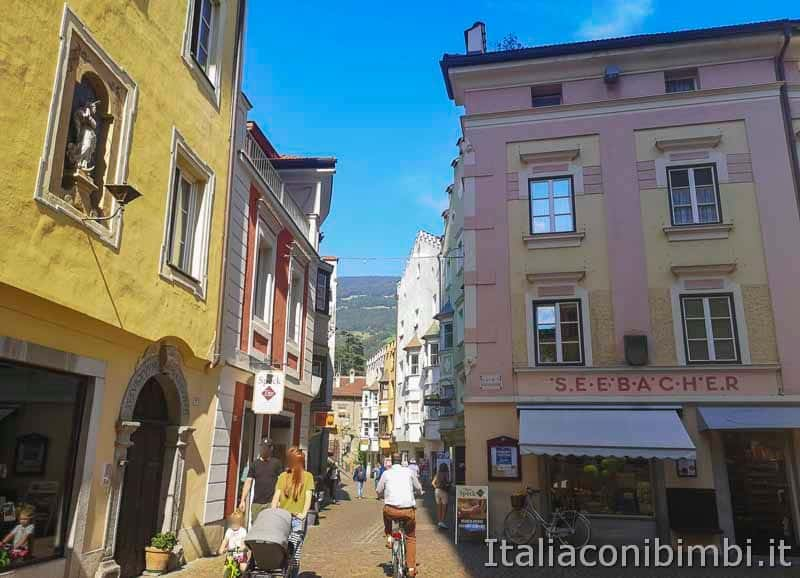 Bressanone - corso pedonale