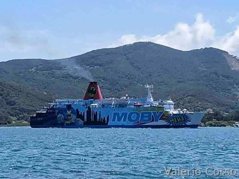 Isola-d-elba - traghetto Moby