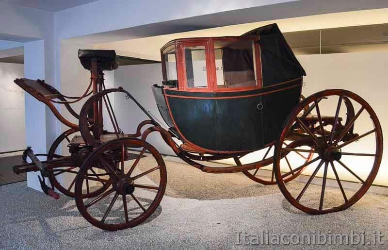 Macerata - museo della carrozza
