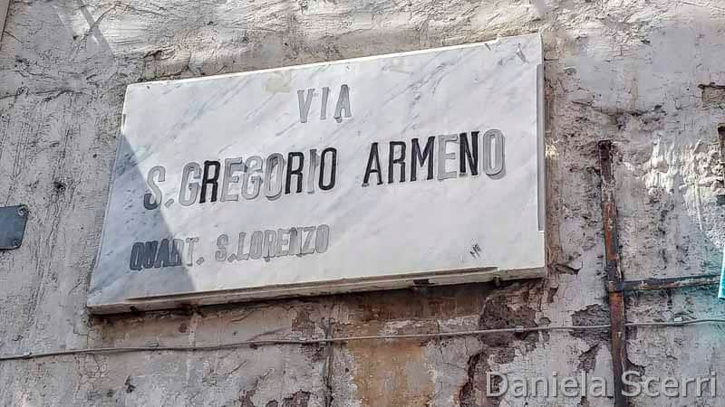 Napoli - San Gregorio Armeno