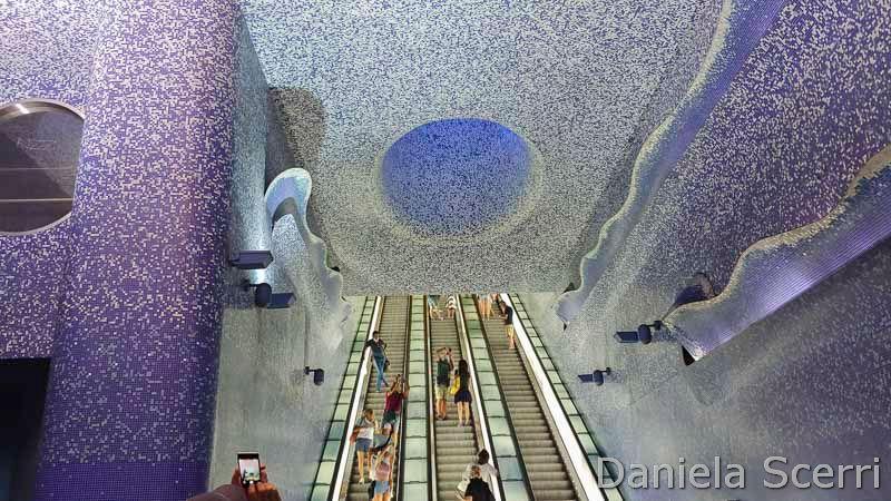 Napoli - metropolitana Toledo