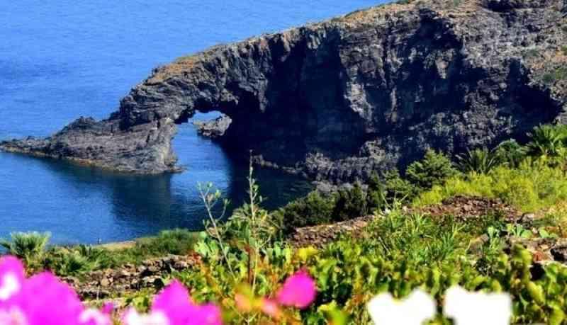 Pantelleria Arco dell'elefante