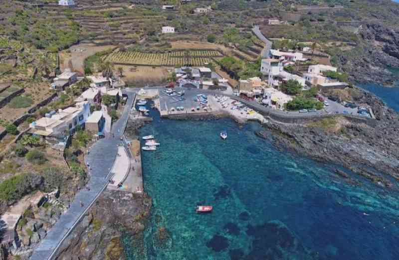Pantelleria panorama