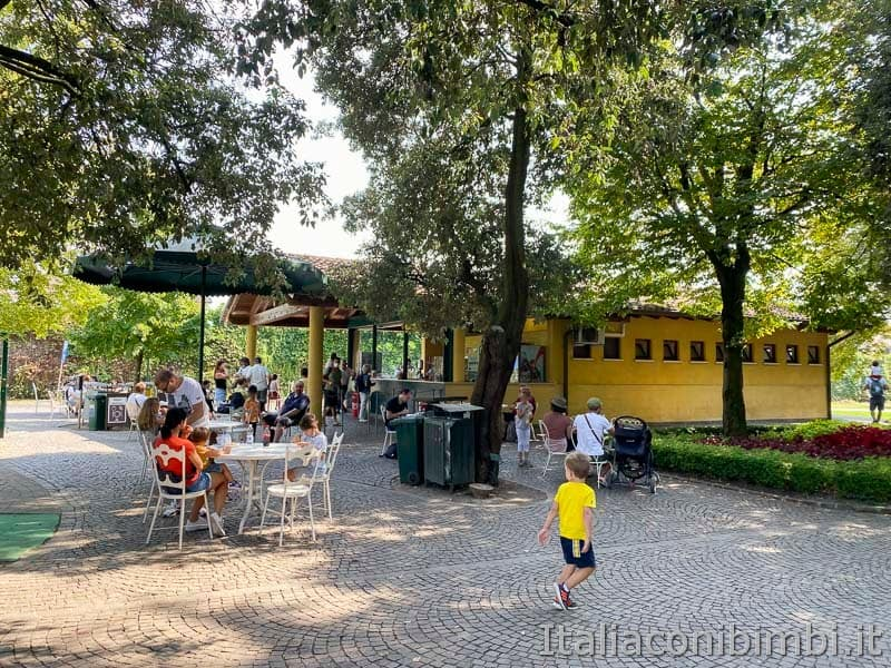 Parco Sigurtà - Bar Iris