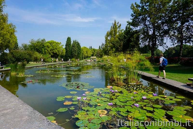 Parco Sigurtà - giardini acquatici