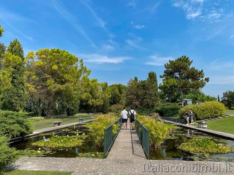 Parco Sigurtà - laghetti fioriti